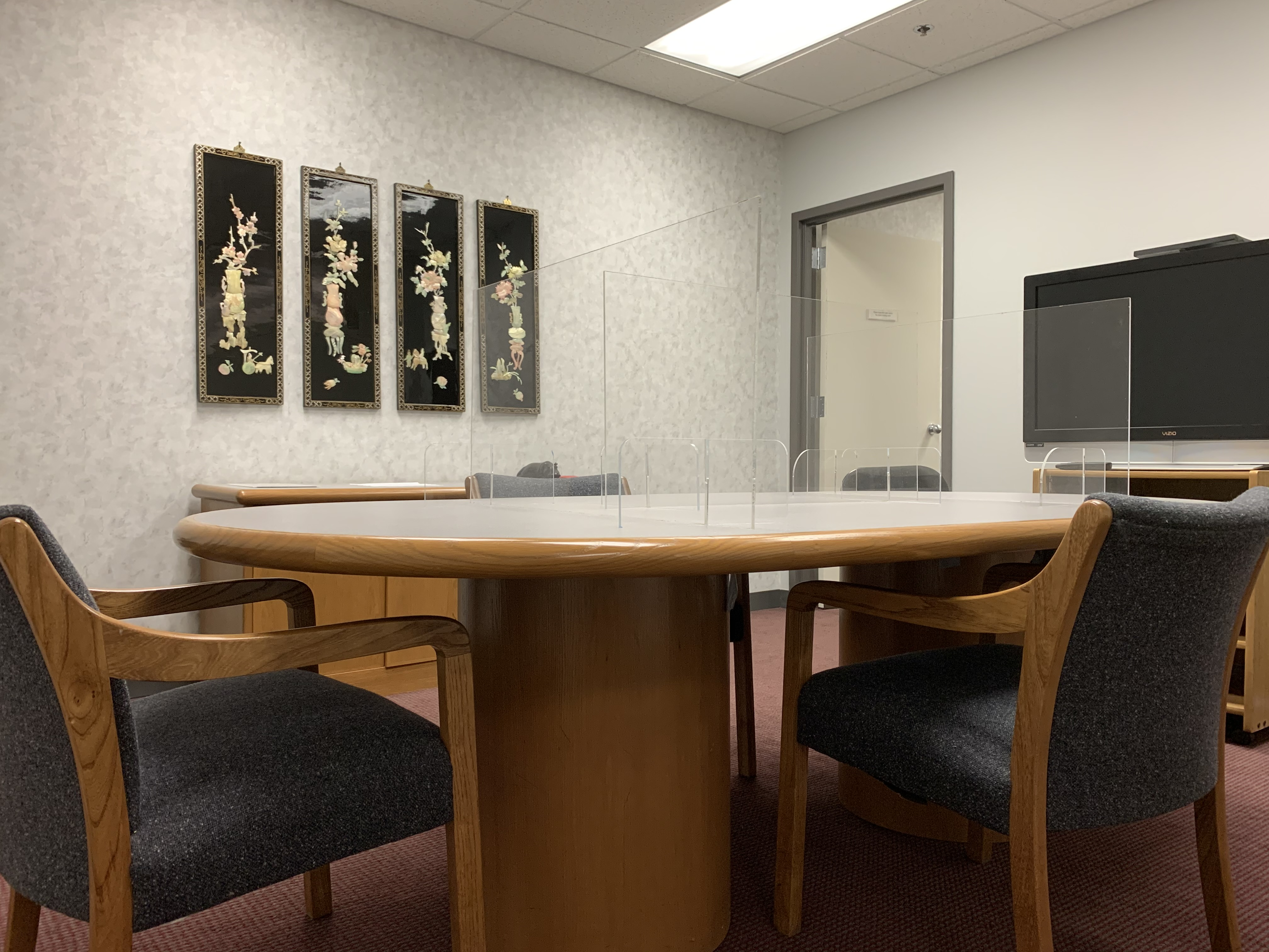 Doris O. Wong Associates Conference Rooms Available